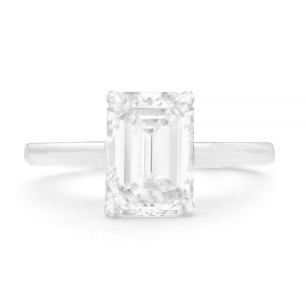 Emerald-Ring-White-Gold