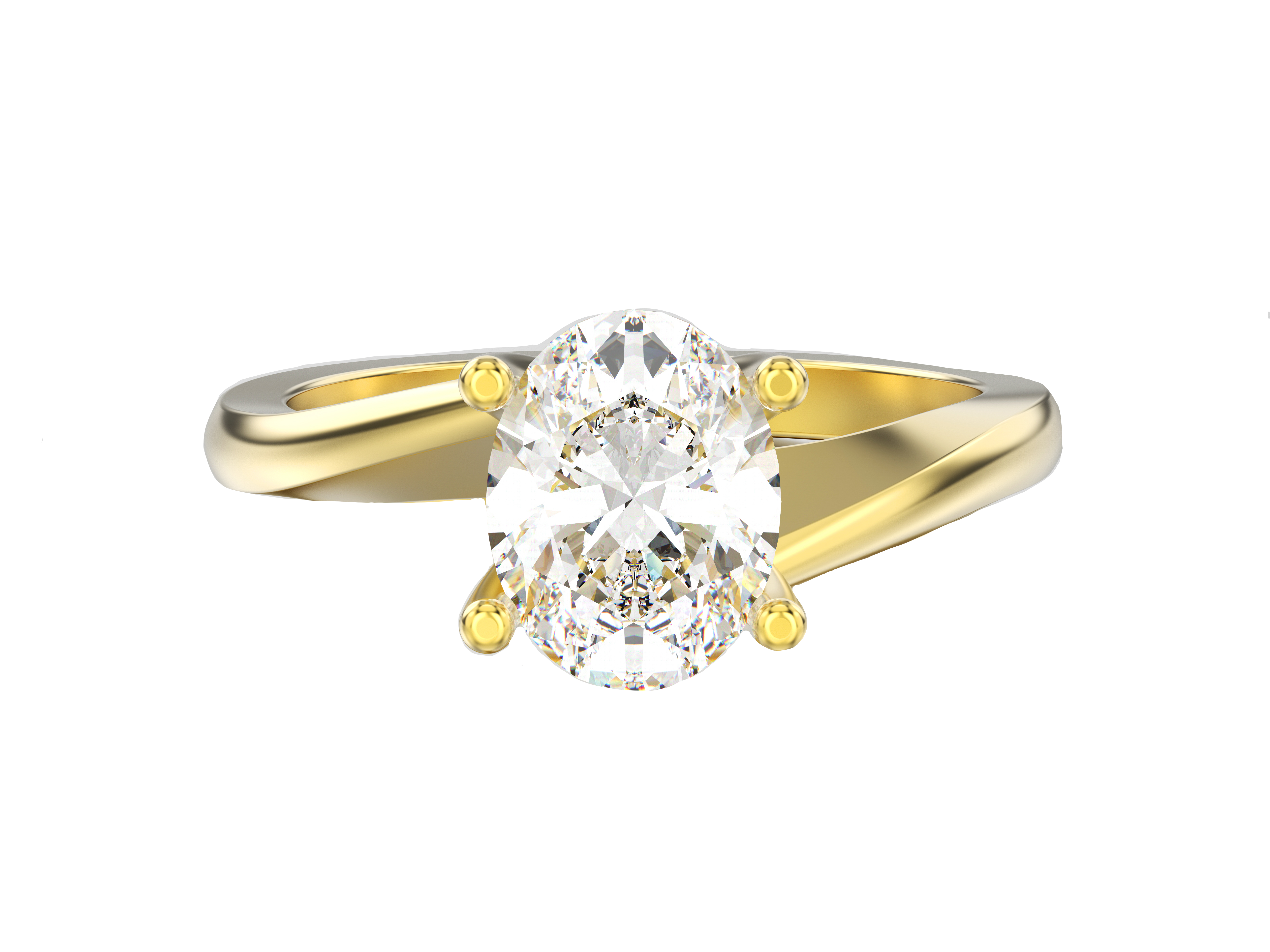 Oval-Twist-Yellow-Gold-Ring_