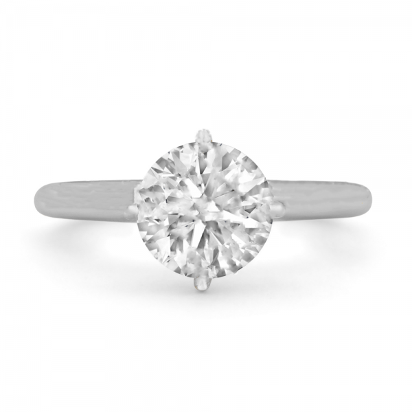 Solitaire-White-Gold