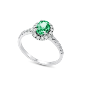 Emerald-Engagement-Ring