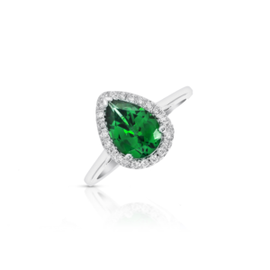 Emerald-Pear-Shape-Ring