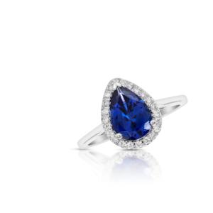 Sapphire-Pear-Shape-Ring