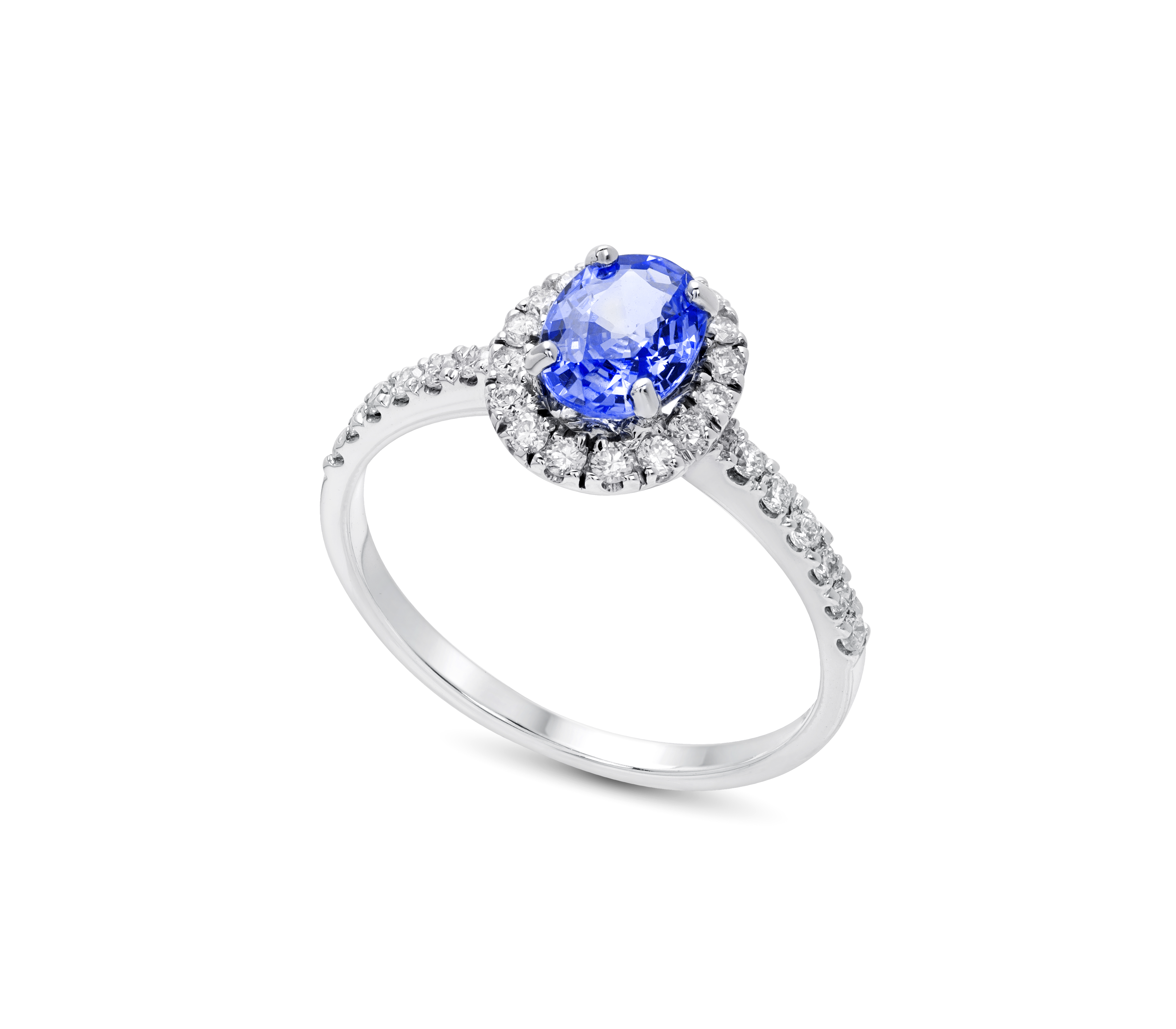 Sapphire-Ring